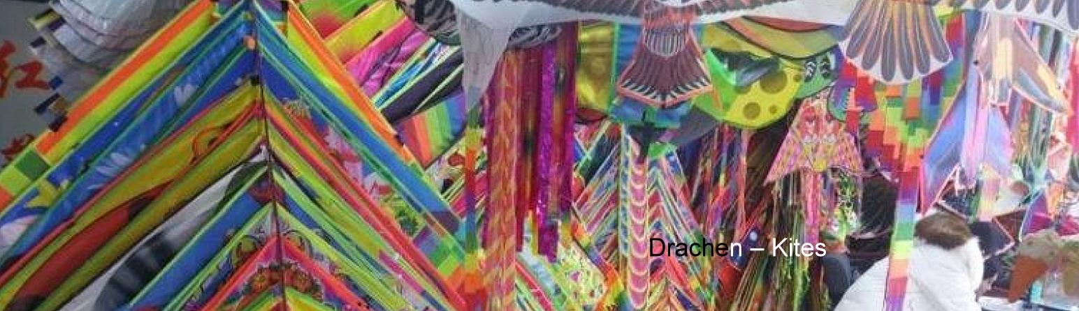 Drachen – Kites